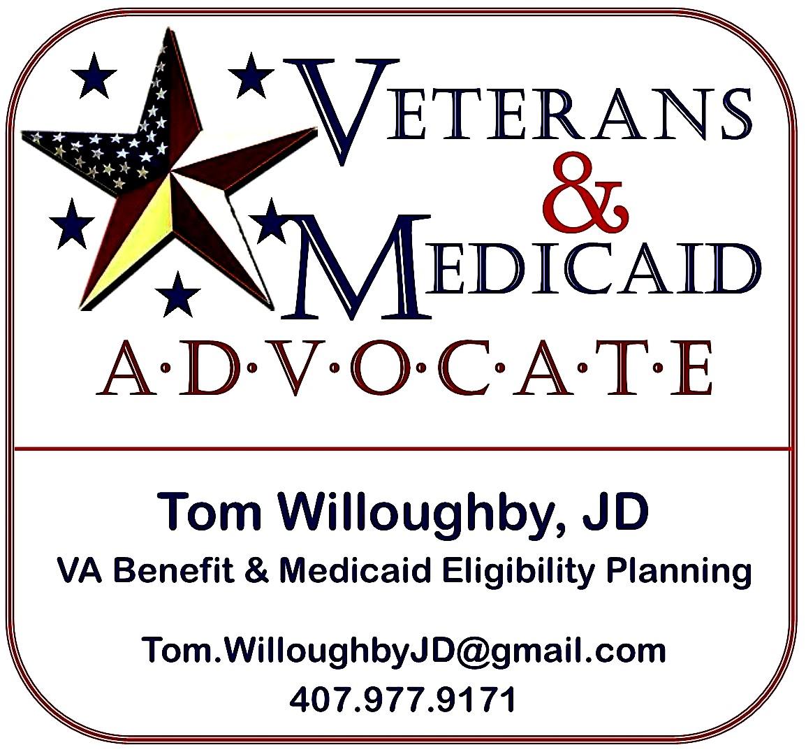 SIG Partner - Veterans & Medicaid Advocate